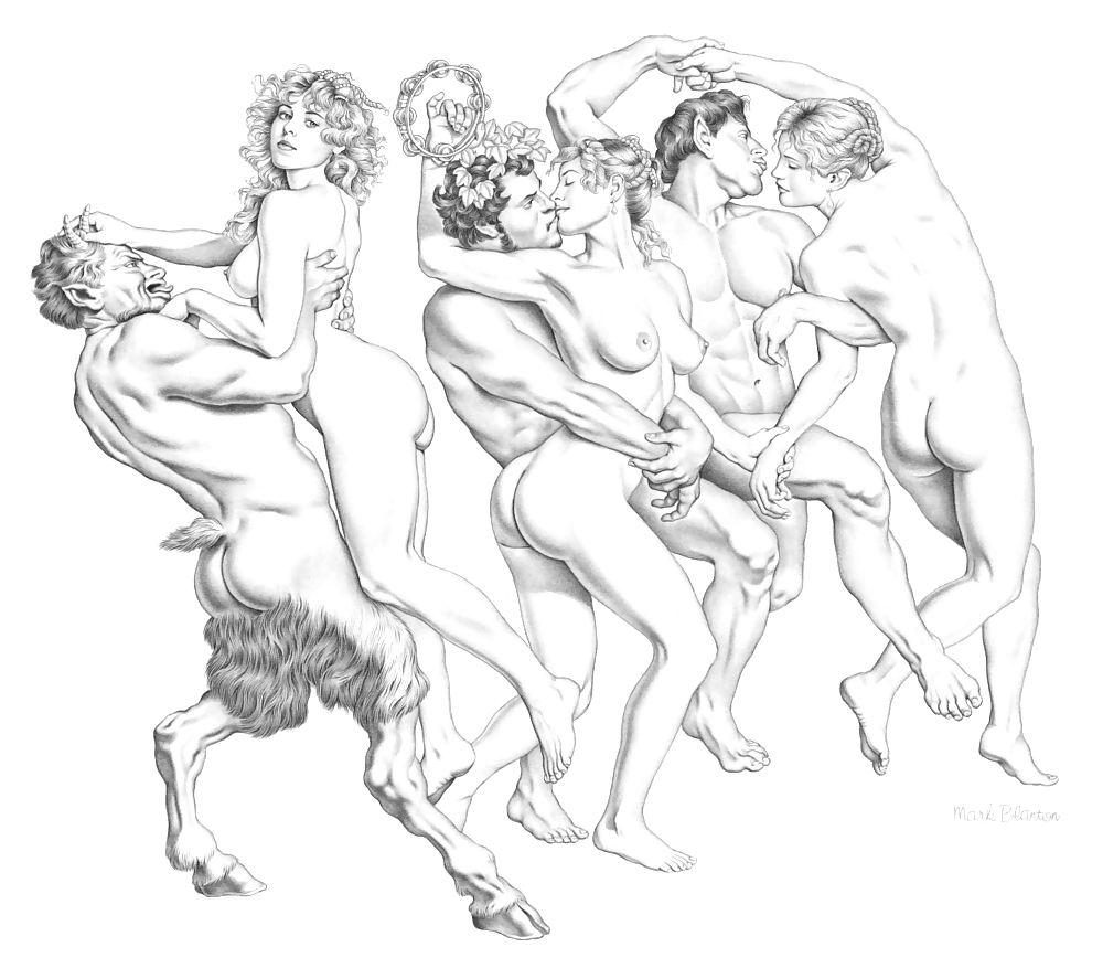 метите все порно о древней греции напугать