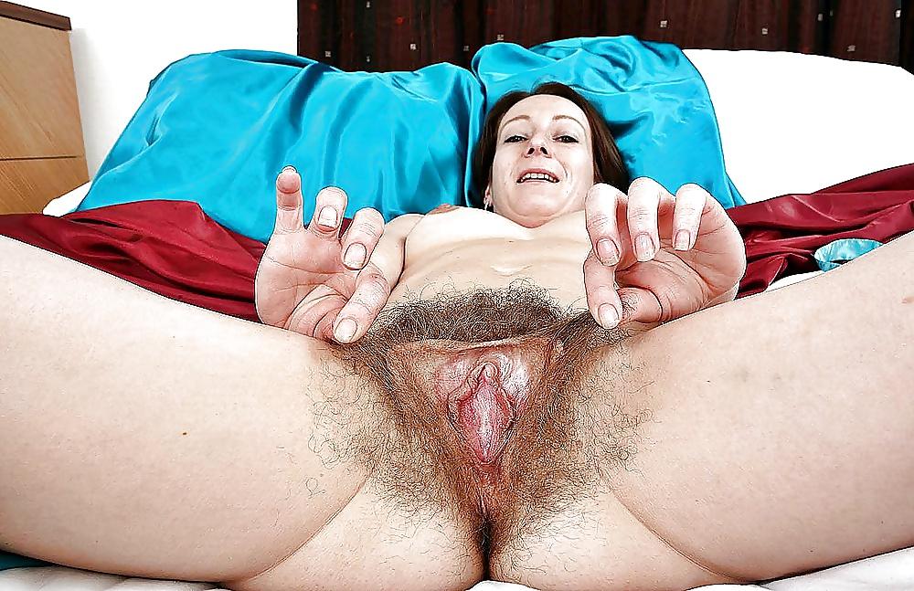 Hairy Granny Porn