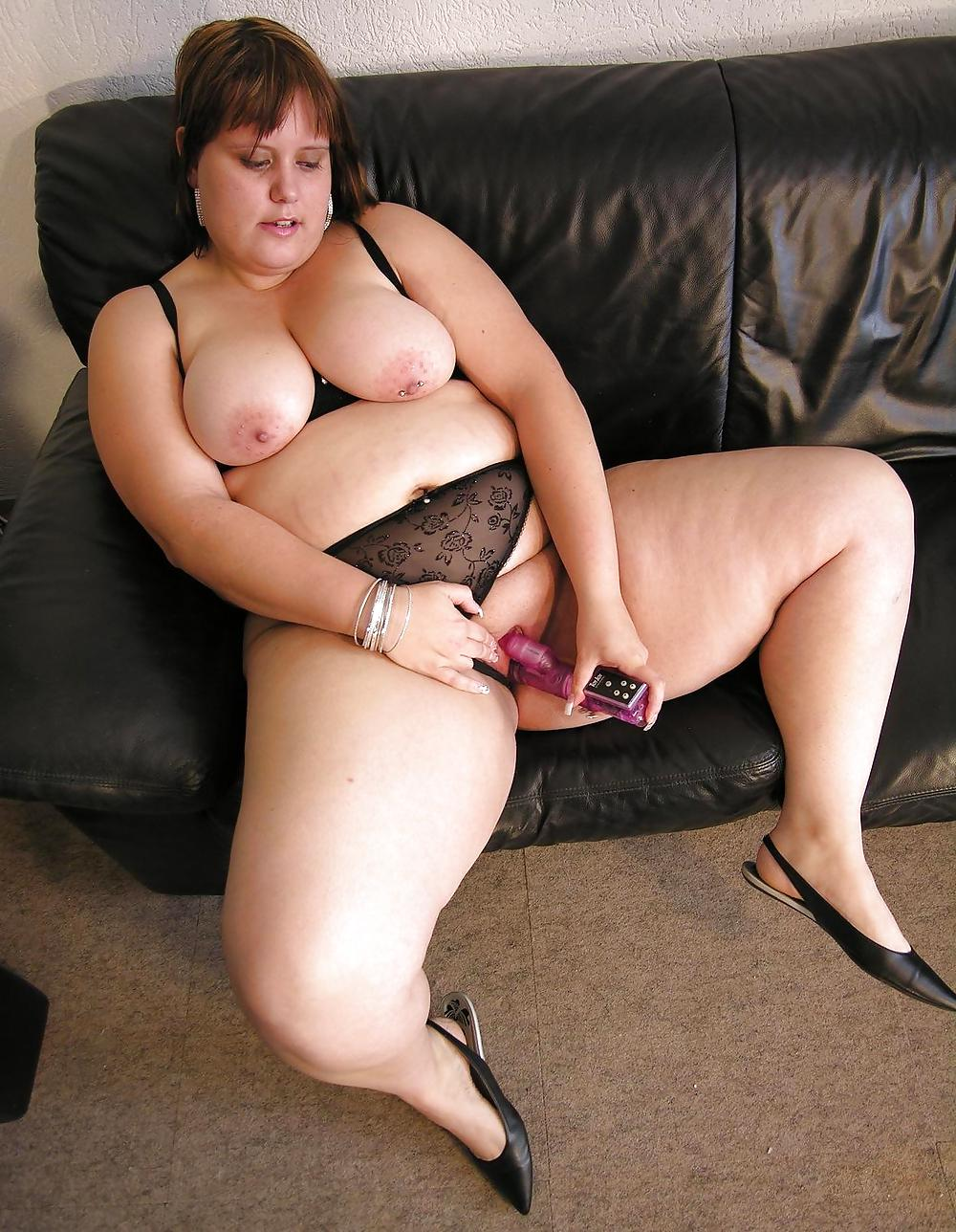 Fat women with huge dildos 10