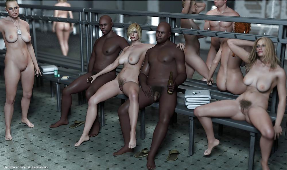 Starship troopers girls nude — photo 10