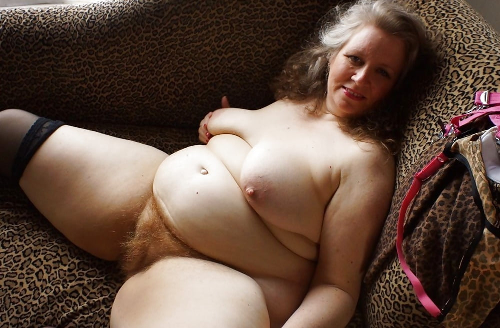 Old hairy chubby naked women pictures — 2