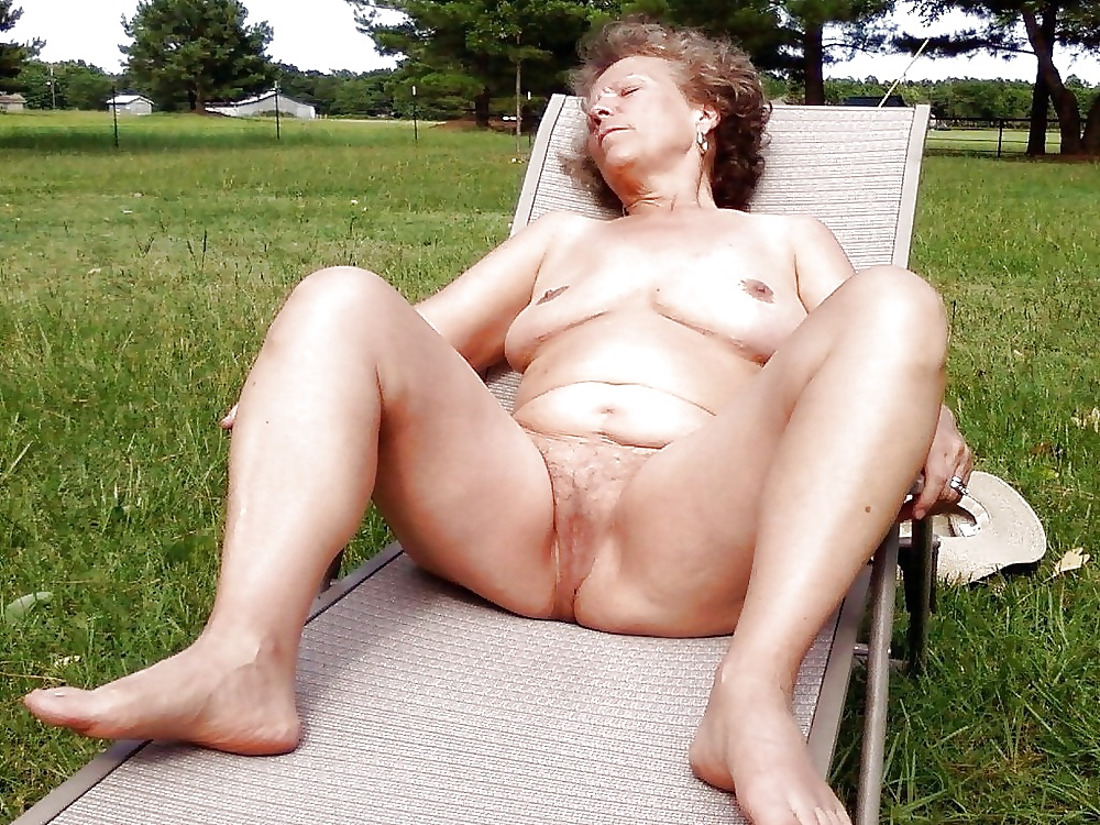Mature lovely naked ladies