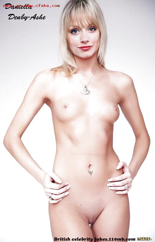 Daniela Denby Ashe Fake Nude Pics