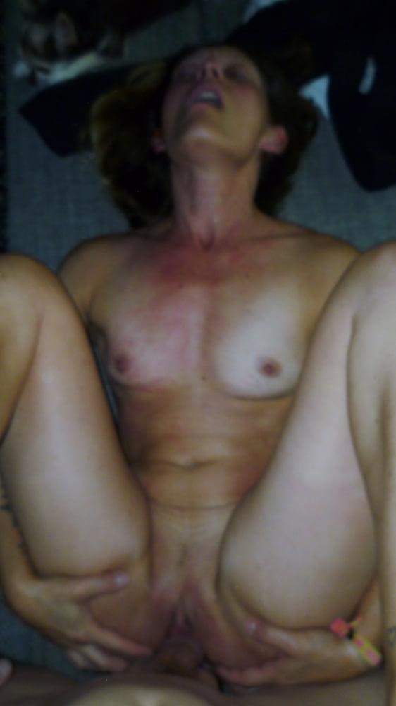 Saggy tits fuck