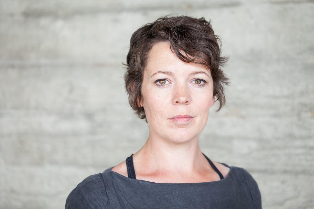 Olivia Colman  nackt