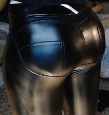 Leather ass 14 - 50 Pics