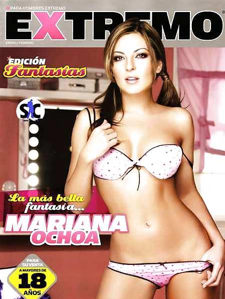 Ochoa  nackt Mariana Shaved Pussy