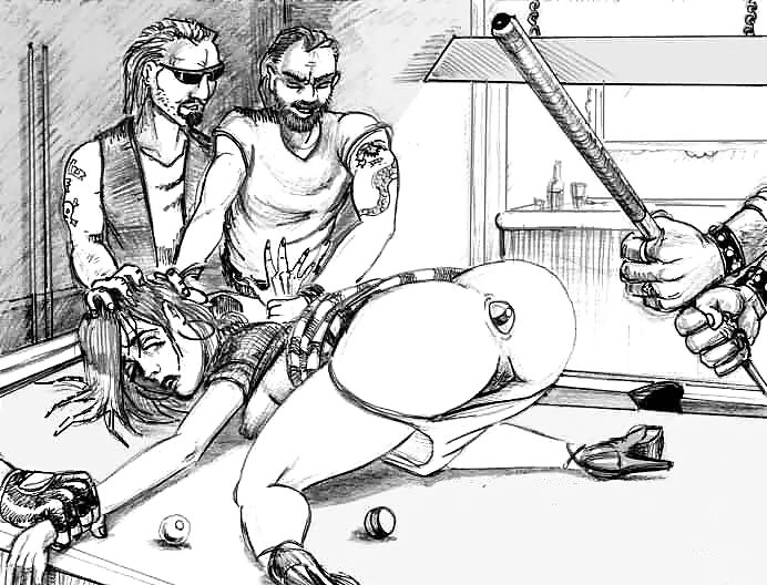 Wife bdsm comics