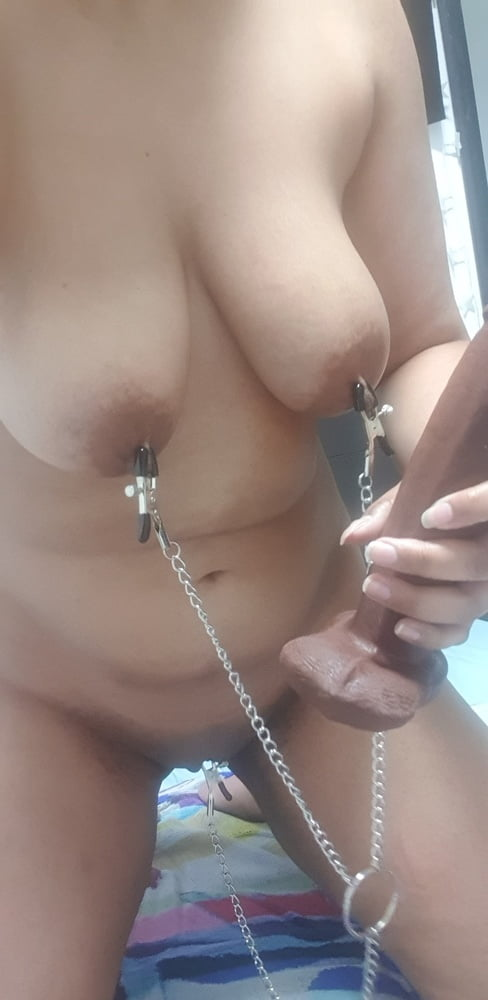 Clamps on me - 43 Pics