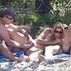 Group Sex Amateur Beach #rec Voyeur G14