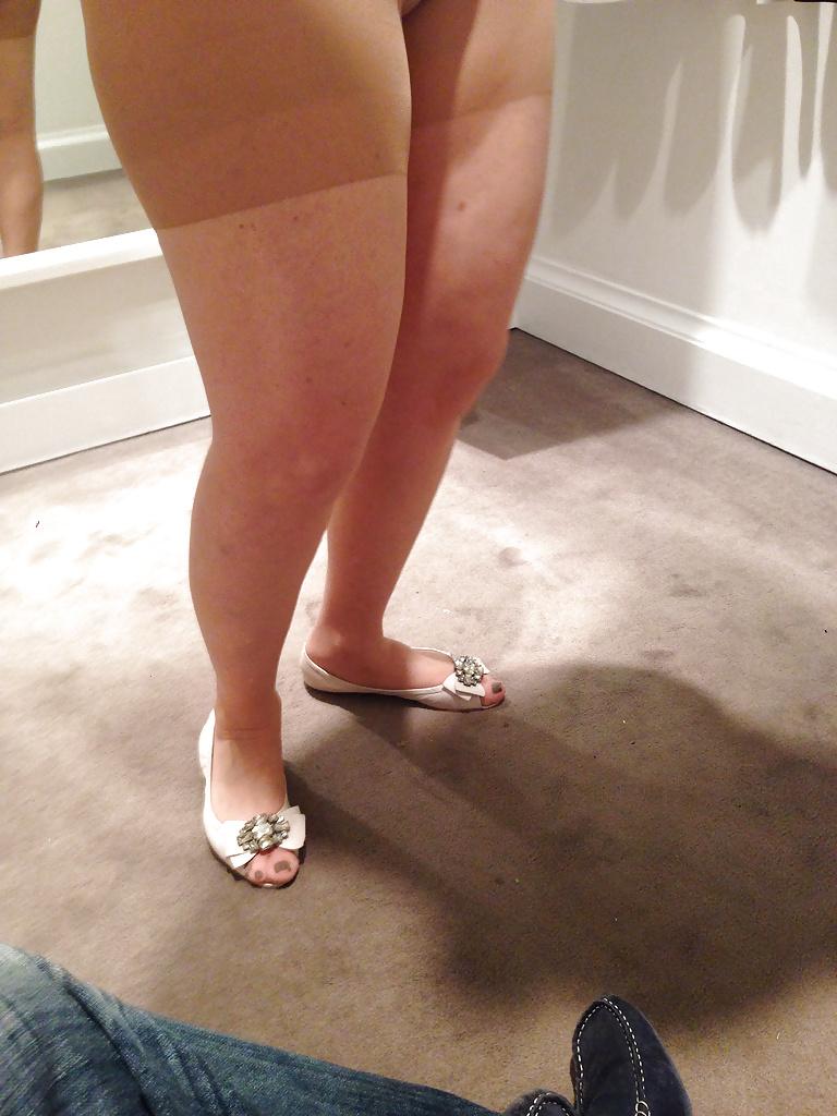 pantyhose Real women
