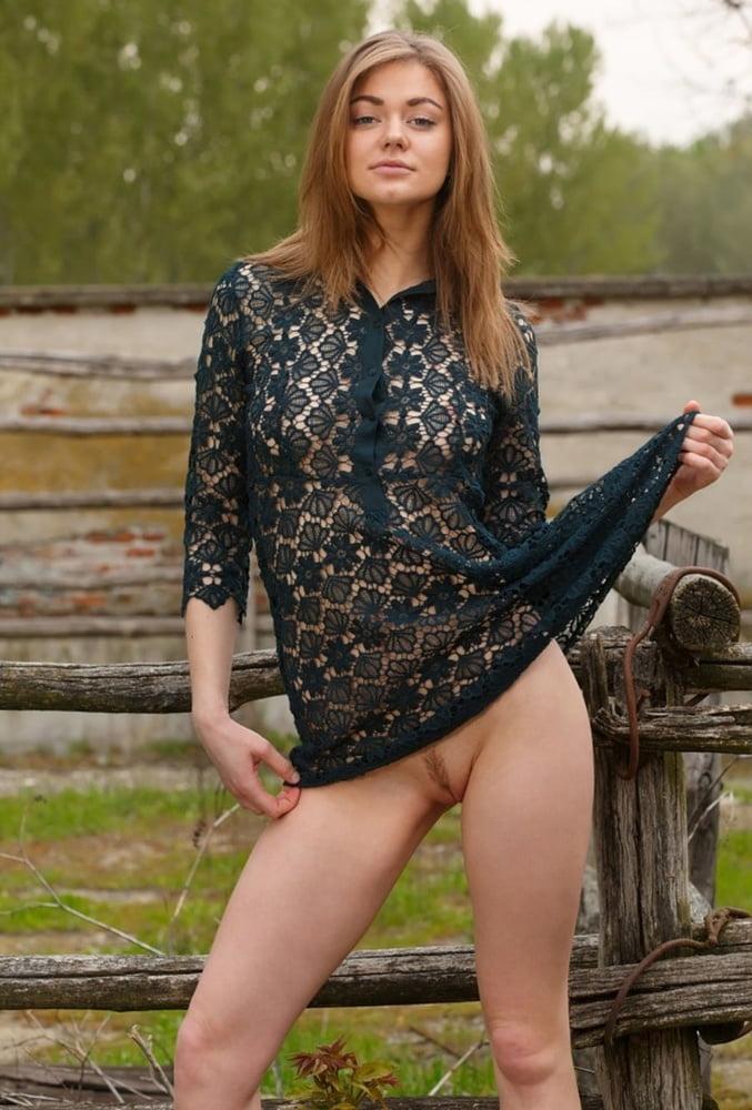Mohair angora sweater amateur