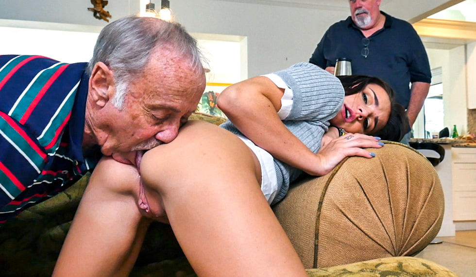 Finger my ass daddy sneaking into your duddy s daughter s room