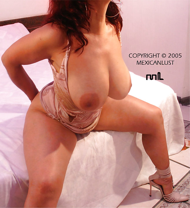 Busty Mexican Milf Maritza