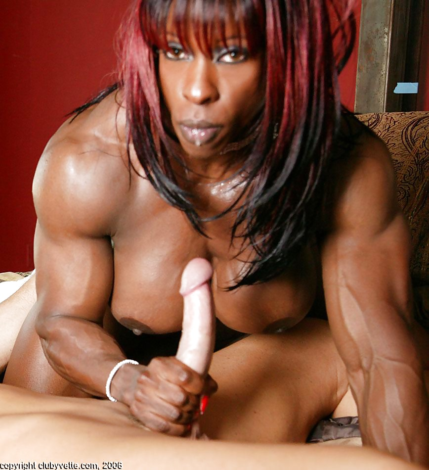 Teen female bodybuilder blow job porn sex girl black