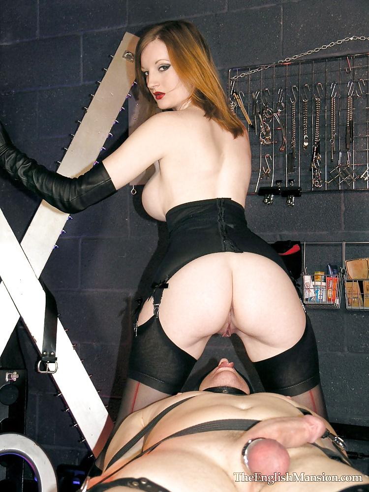 Ts dominatrix