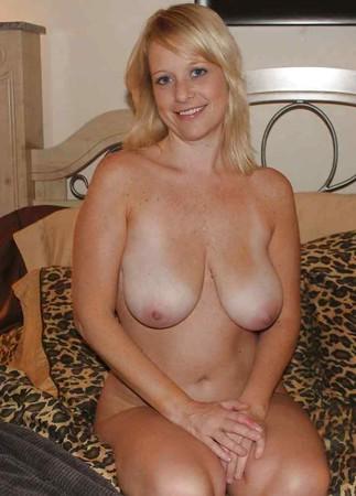 Brenda Blonde Milf With Big Natural Tits By Darkko 1