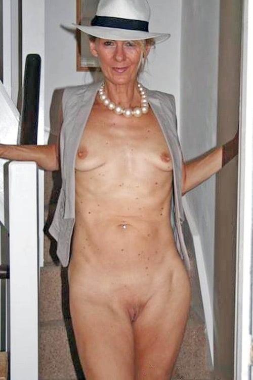 Girlfriend older naked skinny women