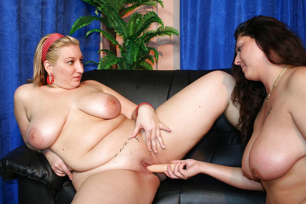 Lesbian plump milf — 1