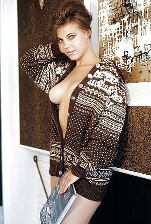 Nackt Christa Speck  Celebrated Playboy
