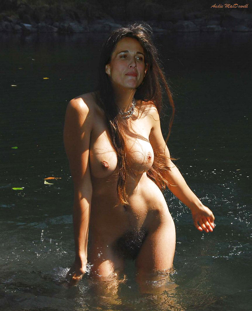 Think, andie mcdwell nude very pity