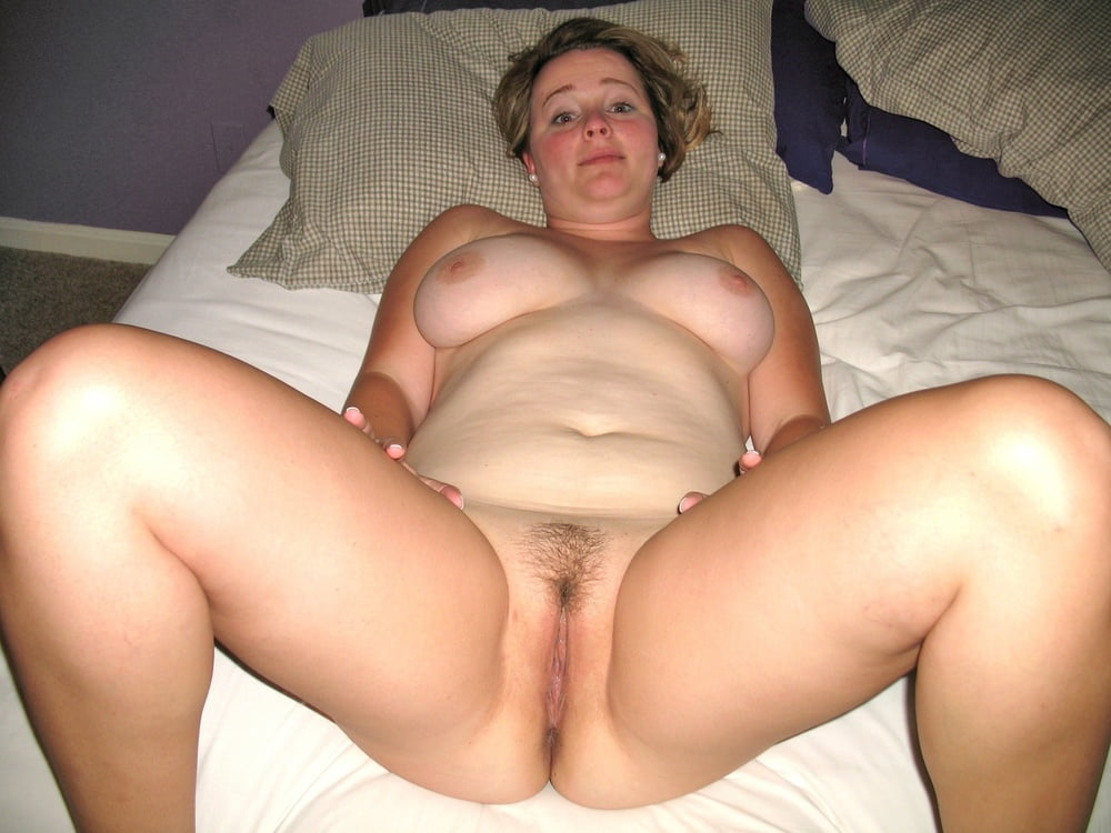 Chubby Mature Wife Naked