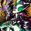 The Evil Queen & Maleficent: (Disney)
