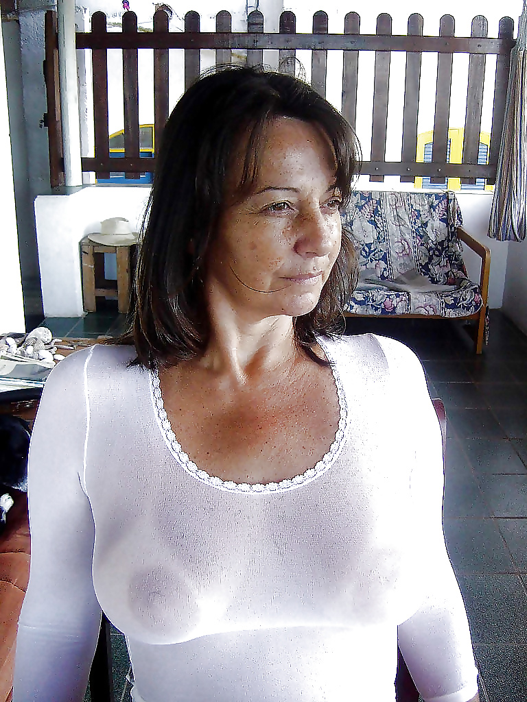 Mature nude mexican moms in see through — photo 4