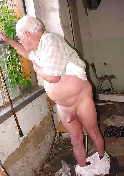 Old Gay Grandpa Fuck