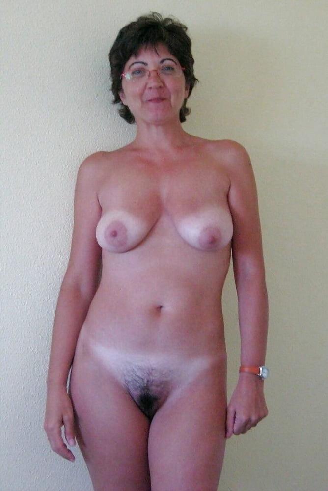 Mature Women Nude Tan Lines