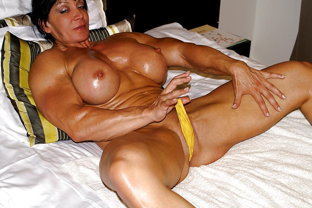 Big boobs bodybuilder gogo galery tv