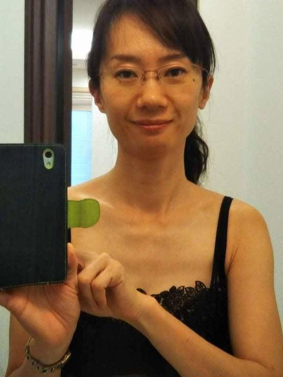 Japanese wife(julie) glasses - 16 Pics
