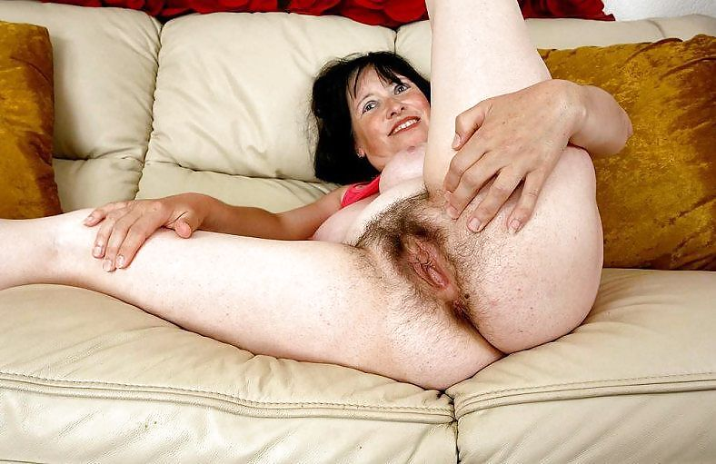 Old Hairy Pussy Fucking