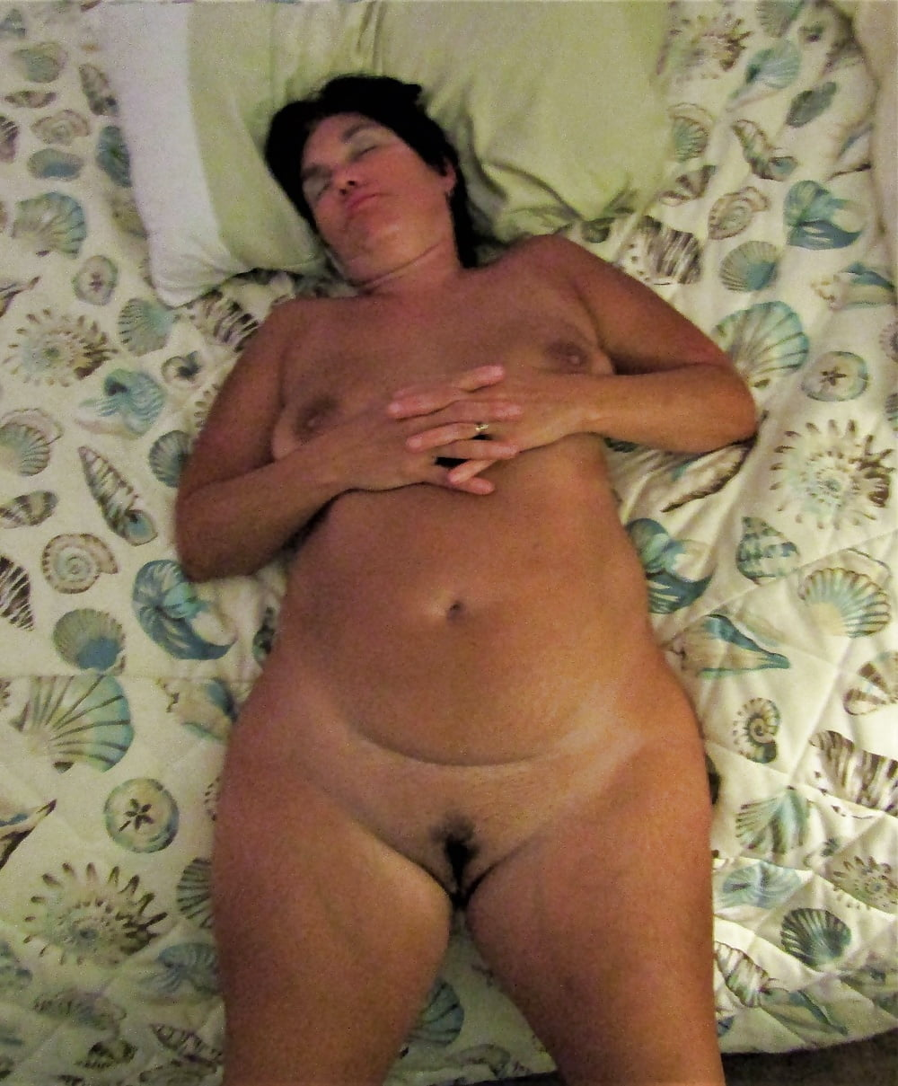 Wife naked and horny