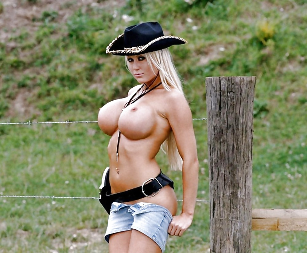 Cowgirl Tits Pictures And Sexy Busty Babes