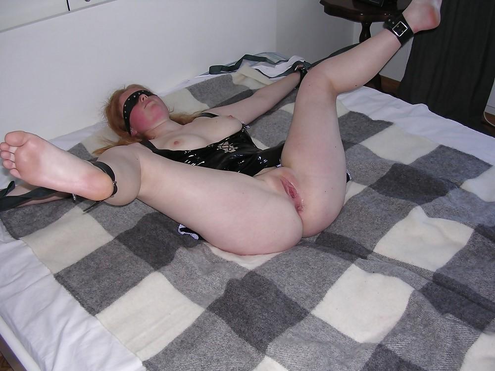 Homemade Amateur Housewife Bondage