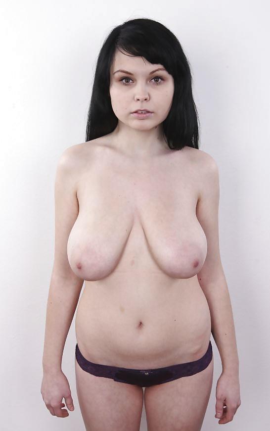 Большая обвисшая грудь — pic 11