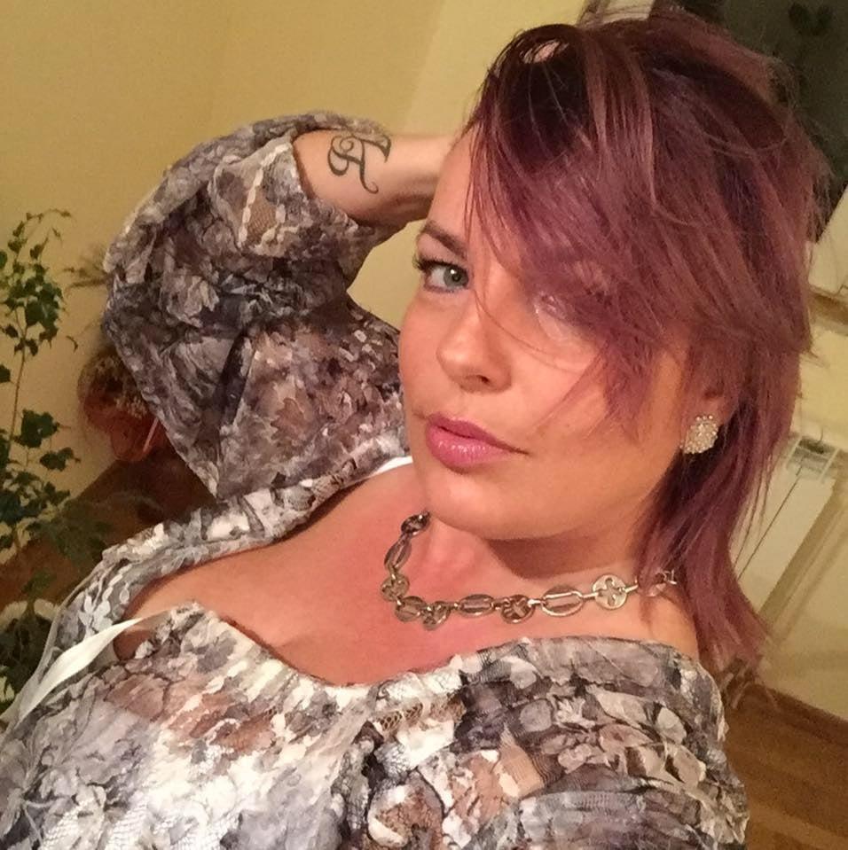 Serbian big tits bitch