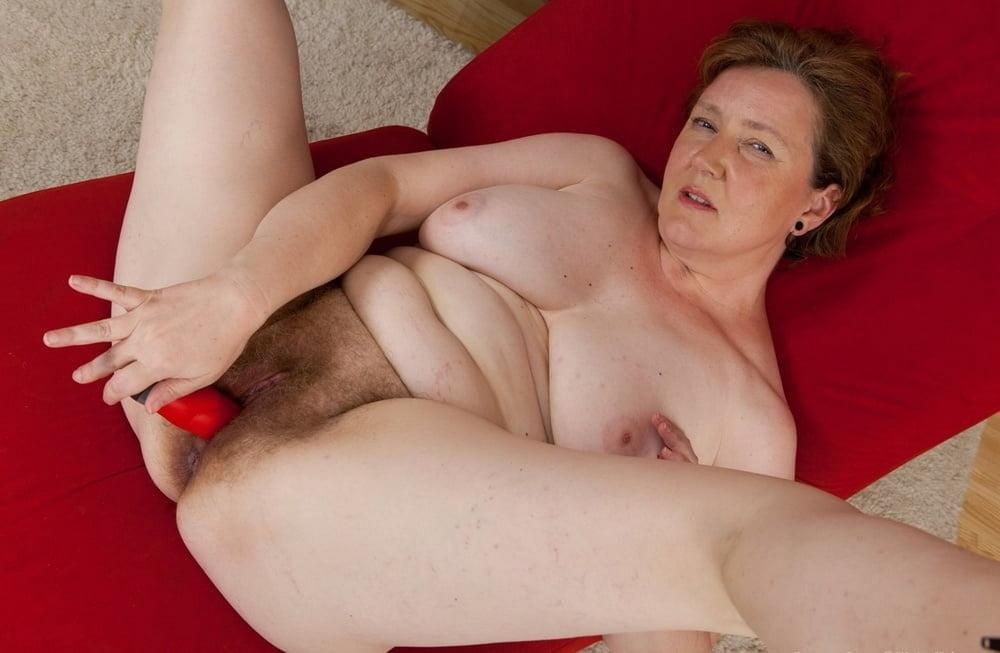 Romana Mature Hairy Ass SexTVx 1