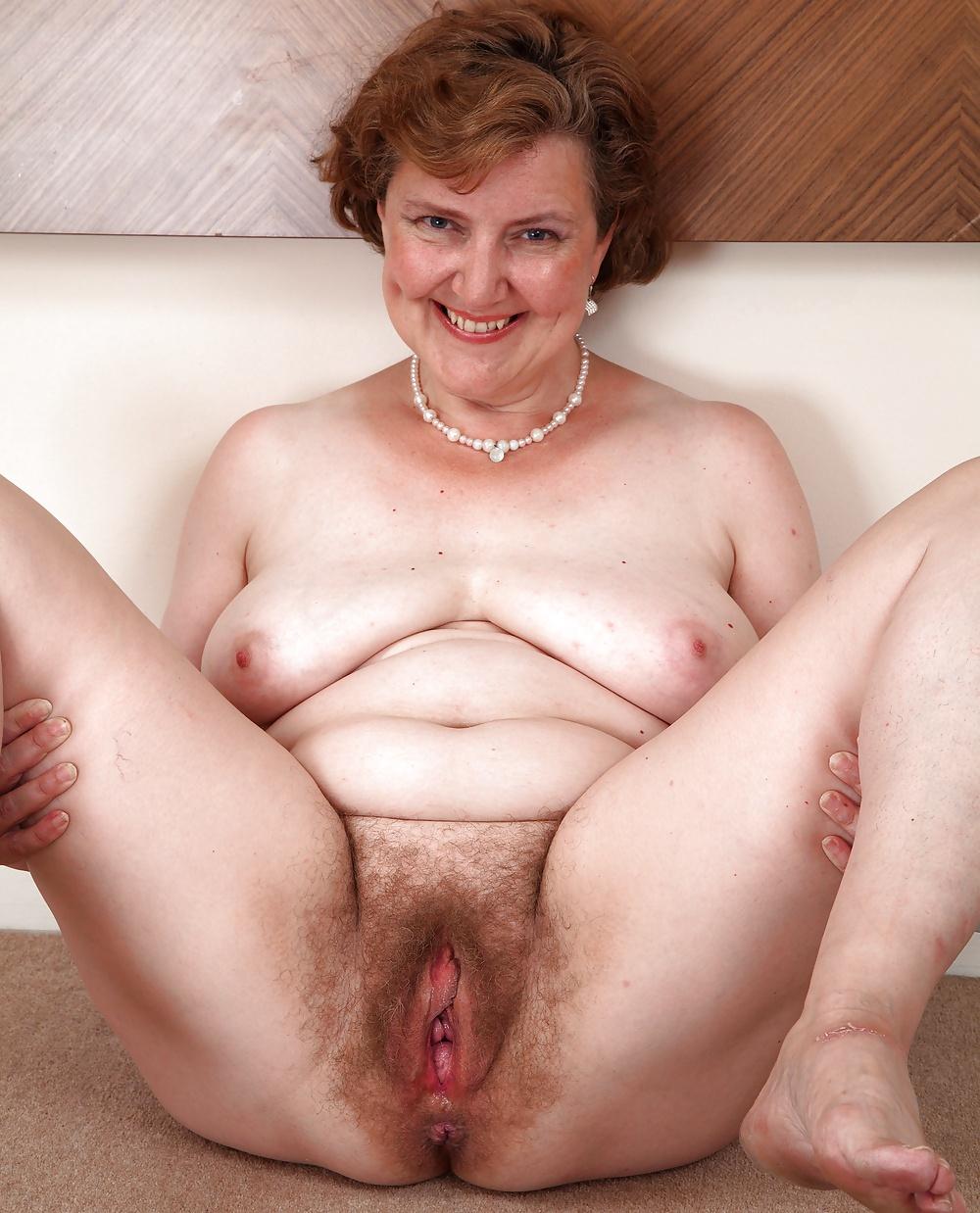 I Love Hairy Chubby Grannies  - 27 Pics  Xhamster-1255