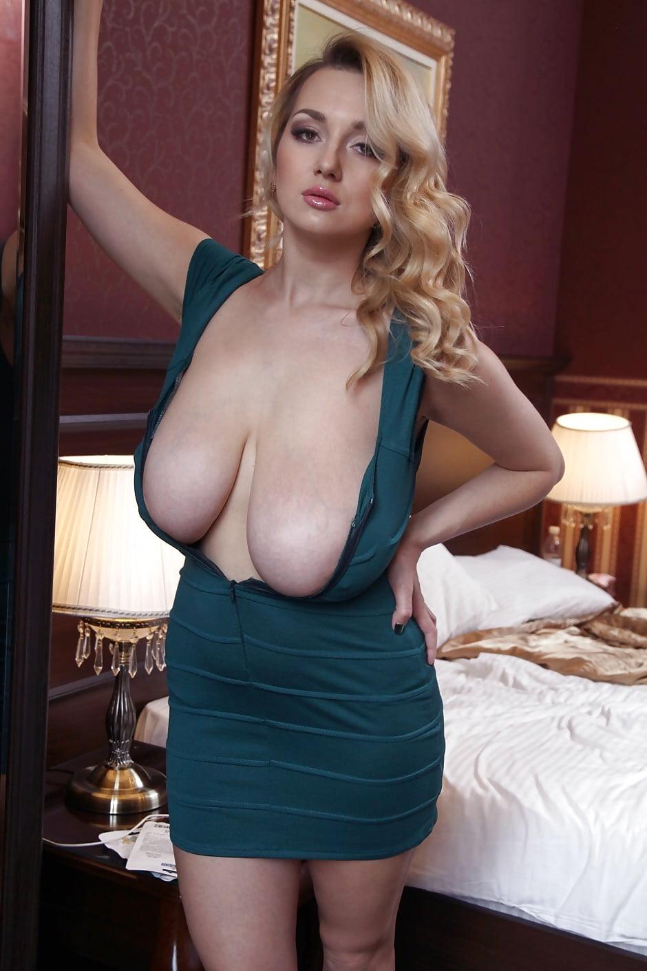 Full front big boobs bonanza marri