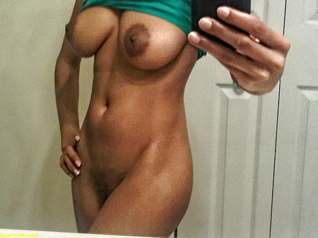 Indian girl with a banging body