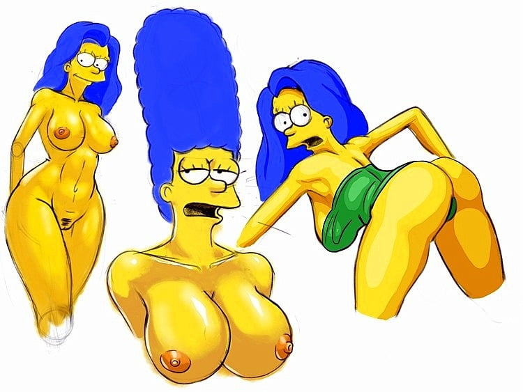 Free marge simpson porn games