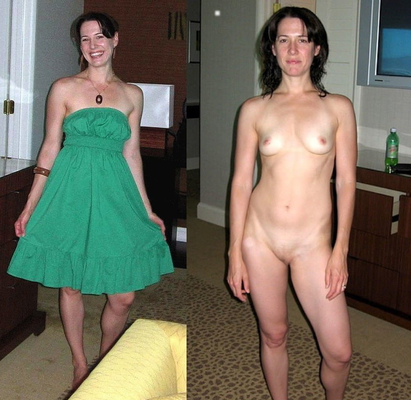 Mother Daughter Dressed Undressed Nude Naked