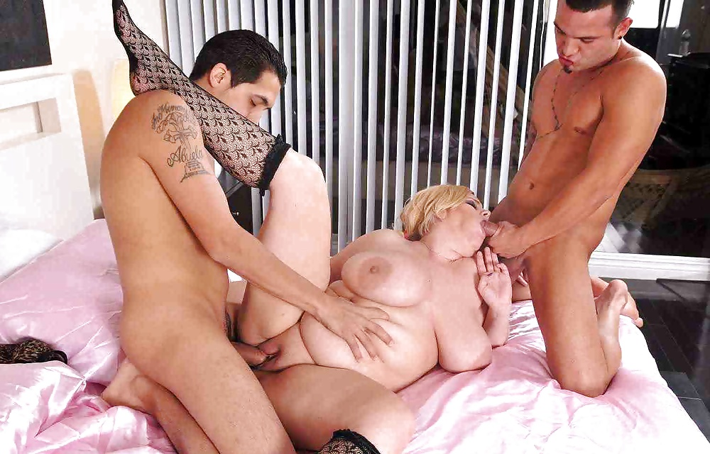 Chubby double anal porn images #6