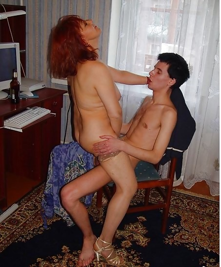 Russian mom drunk porn — pic 4