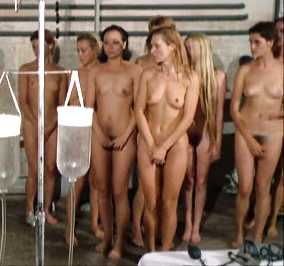 Lori Jo Hendrix Nude In Prison Heat