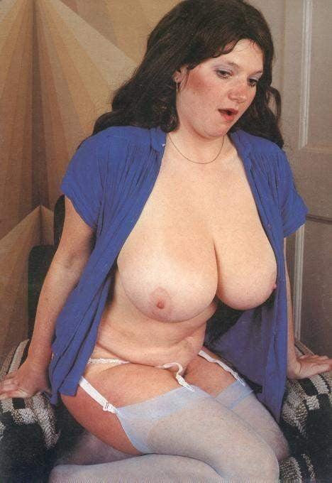 Vintage boobs tube-9806