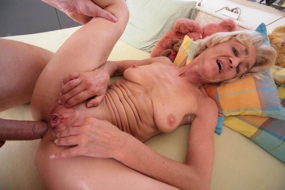 Pflegerin Granny Dicke Blowjob
