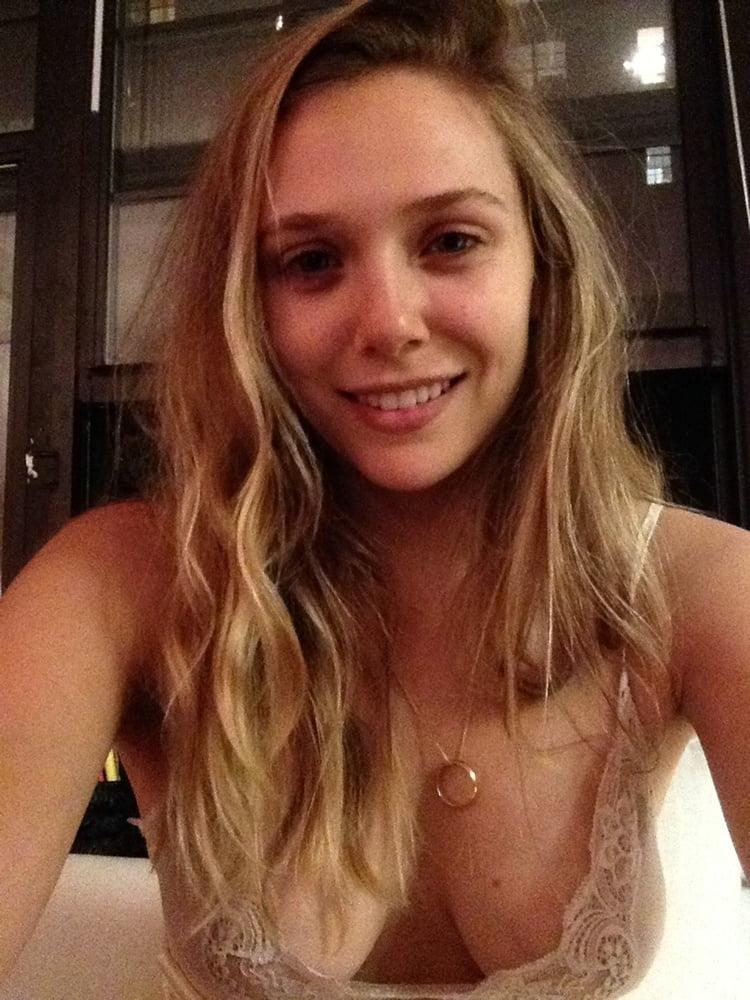 Elizabeth Olsen Leaked Photos